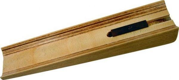 Auflagekeil, für Aufgelegtschießen, vollständig (Mod.601,602,603,C60,C62 u.P70) (schwarz)