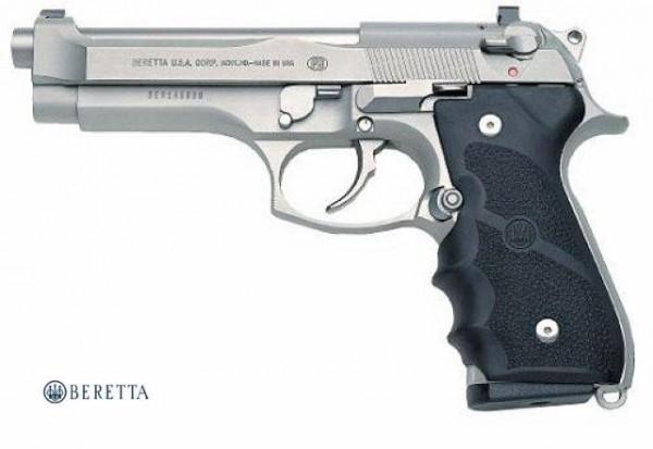 Beretta 92 FS Inox 9x19 / LL 125mm 15 Schuss
