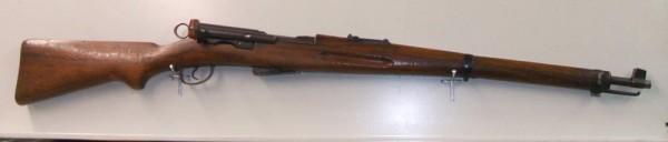 Schweizer Karabiner K 11