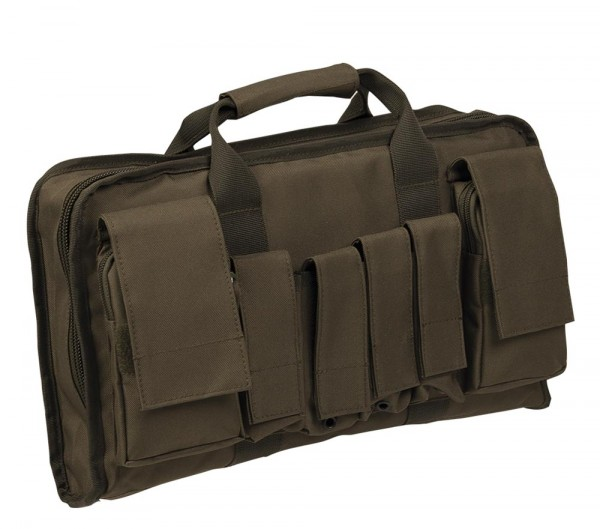TACTICAL PISTOLEN Tasche Large oliv