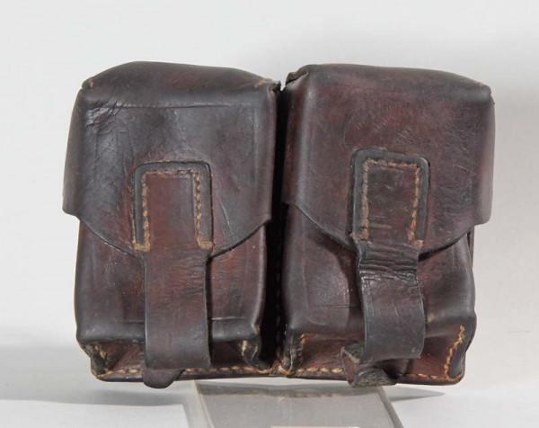 K 98 Magazintasche Jugoslawisch Leder