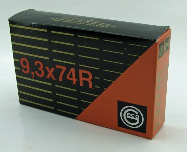 Geco 9,3x74 R TLM 20