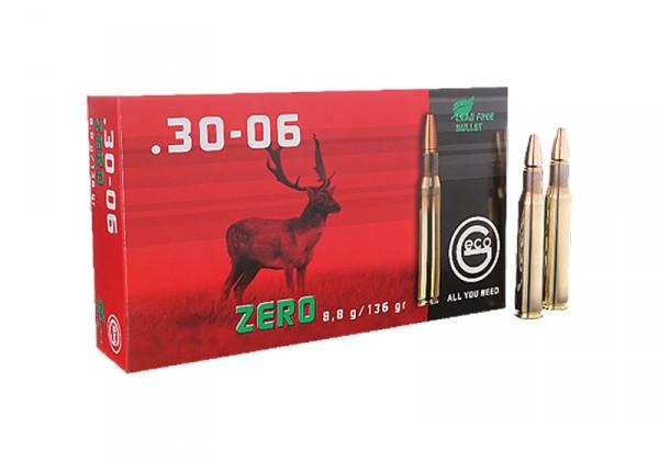 Patronen 30.06 GECO ZERO 8,8 gr.