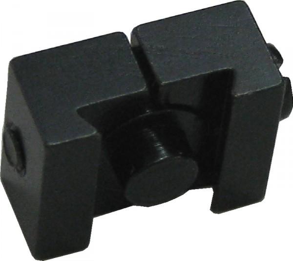 Montage Halteblock 11 MM Schiene