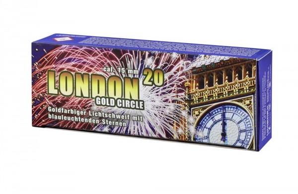 LONDON Pyropatronen 20 Stück