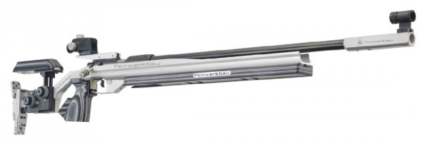 Feinwerkbau KK-Gewehr 2700 aufgelegt