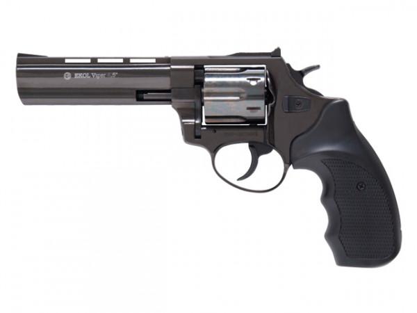Gas Signal Revolver Ekol Viper 4,5 schwarz