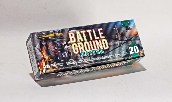 Battle Ground Ratterpatronen 20 Stück
