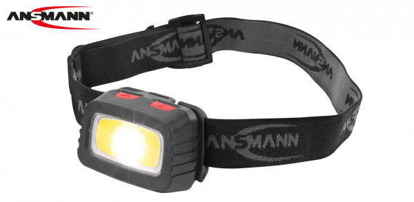 ANSMANN LED Stirnlampe HD200B