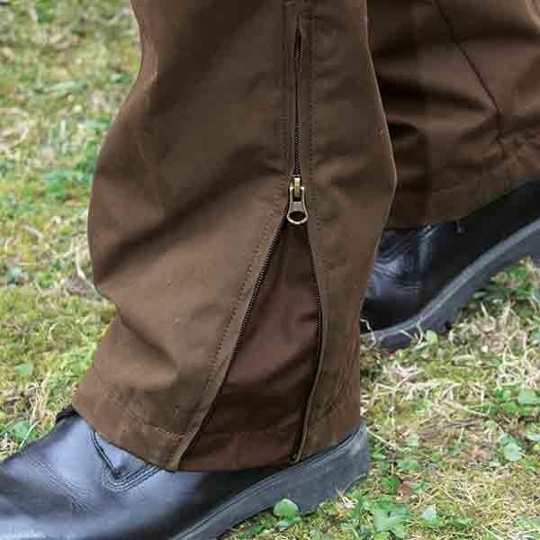 Shooterking Hose LONGITUDE OLIV-BRAUN S-48
