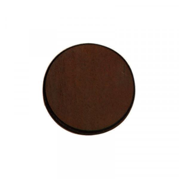 KEILERBRETT schwarz D 22 cm