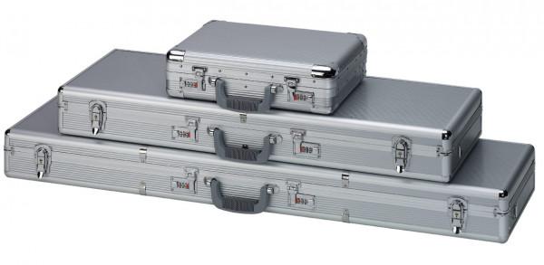 Alu-Waffenkoffer für kombinierte Waffen