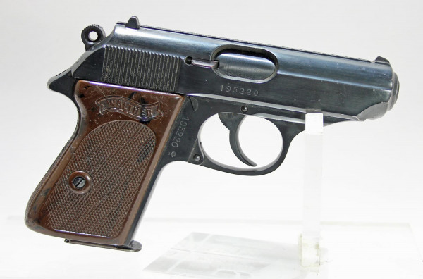 Walther PPK in Kal. 7,65 sehr gut