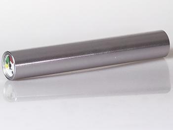 Druckbehälter silber mit Manometer