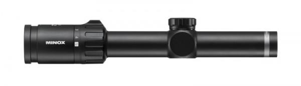 MINOX Zielfernrohr ZE5.2 1-5x24 mit Schiene