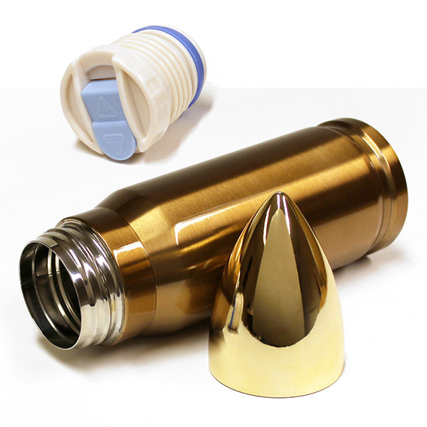 Thermosflasche Patrone 500 ml