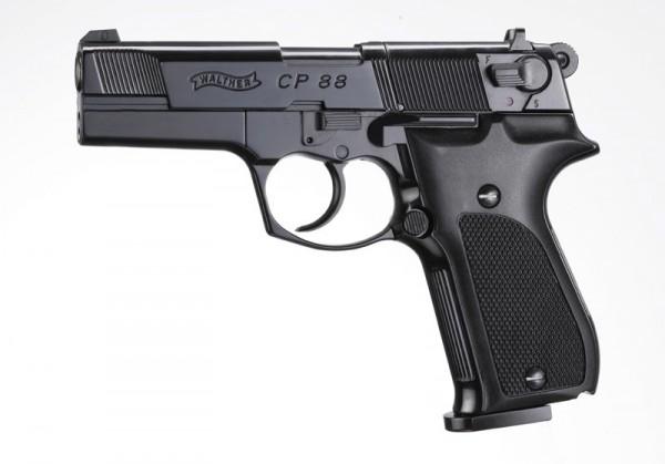 Walther CP 88 Luftpistole brüniert Sparset
