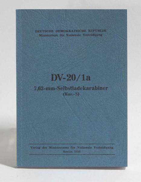 Handbuch DV 20 -1a NVA SKS74