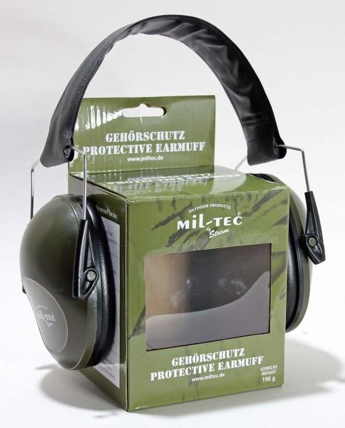 Gehörschutz oliv