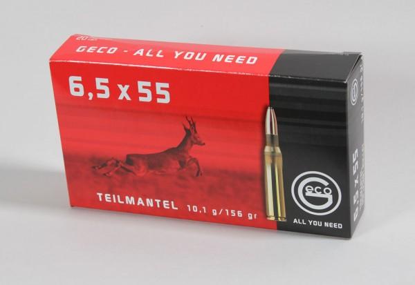 Geco 6,5x55 TLM 20