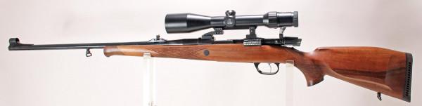 Repetierbüchse Voere M98 mit Doctor Glas 2,5-10x48 Kal.7x64