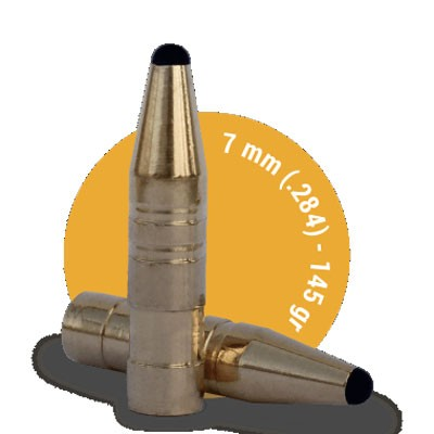 Fox Bullets Kal. 7mm bleifrei 9,4g - 145grs