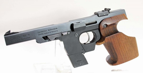 Walther GSP Kal 32S&W.