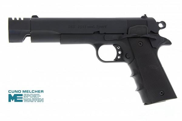 ME 1911 Schreckschuss Pistole Kal. 9mm P.A. schwarz