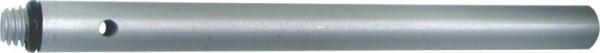 Gewichtstange, komplett, lang, Aluminium, ca. 19g, 1 Stück