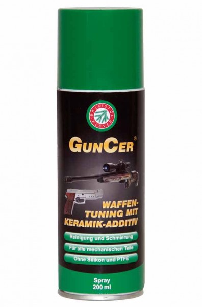 GUNCER Waffenöl SPRAY 200ML