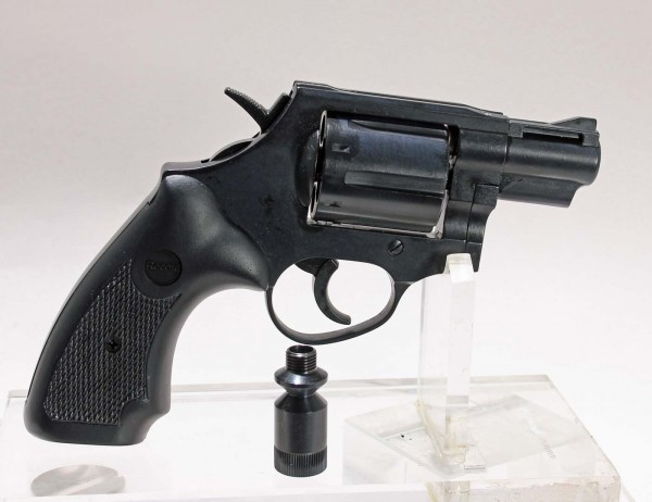 Revolver RECORD CHIEF 2 Zoll 9mm