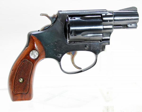 Smith und Wesson Modell 36 Kal 38 Spez. nr. 94591