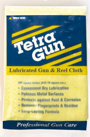 TETRA GUN Öltuch