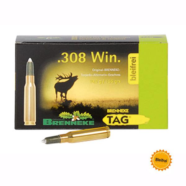 BRENNEKE .308 Win. TAG Jagdmunition
