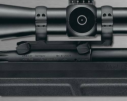 Blaser Sattelmontage für alle Blaser Waffen Ring 34mm