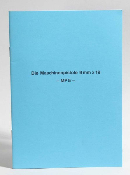 Handbuch HK MP 5
