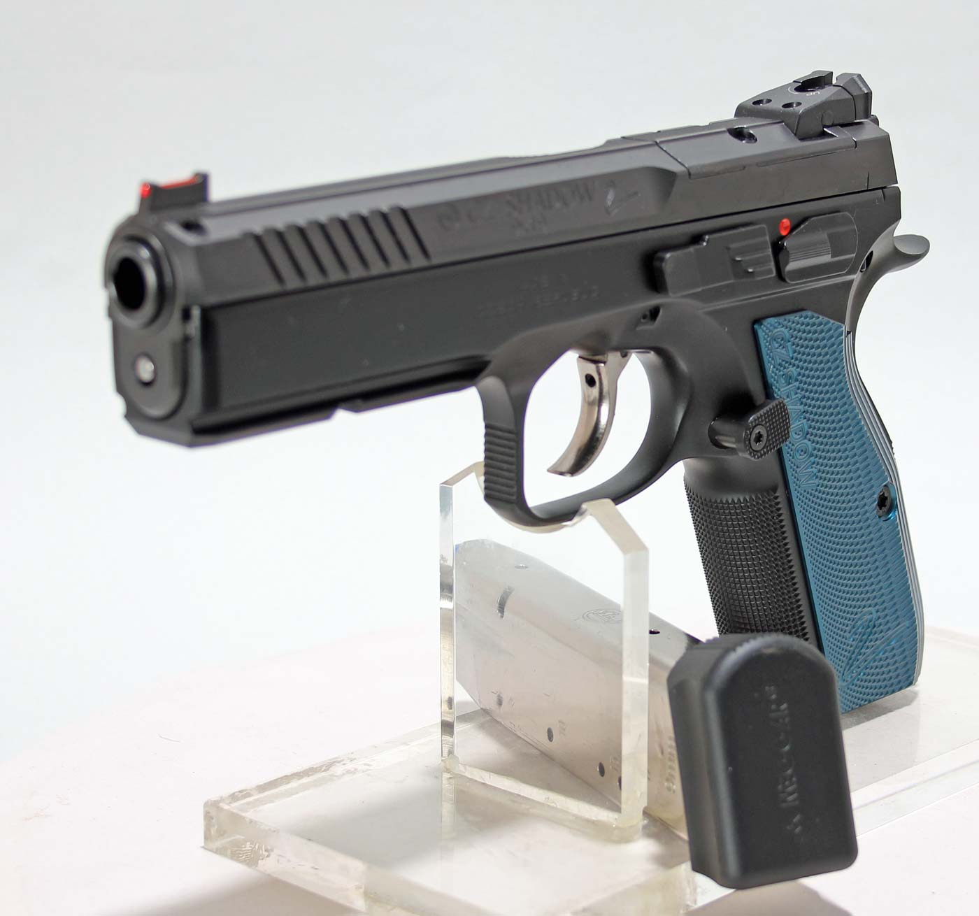 CZ75   CZ 75 SHADOW 9 mm Luger Optical Ready