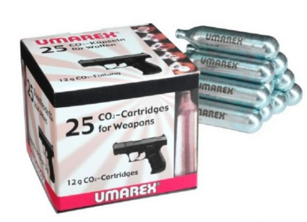 UMAREX 12g CO-2 Kapsel
