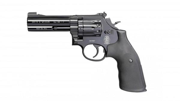 "Smith & Wesson Revolver 4"""