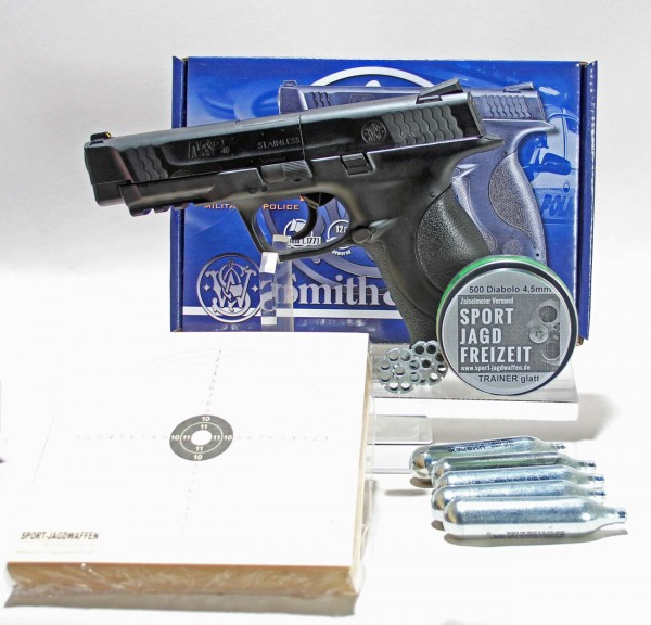 Smith&Wesson M&P 45 Sparset