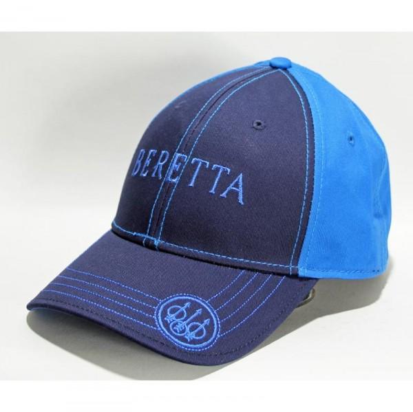 Beretta Range Cap blau