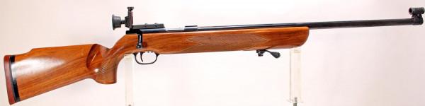 Walther KK Einzellader .22 L.R. mit Diopter Match