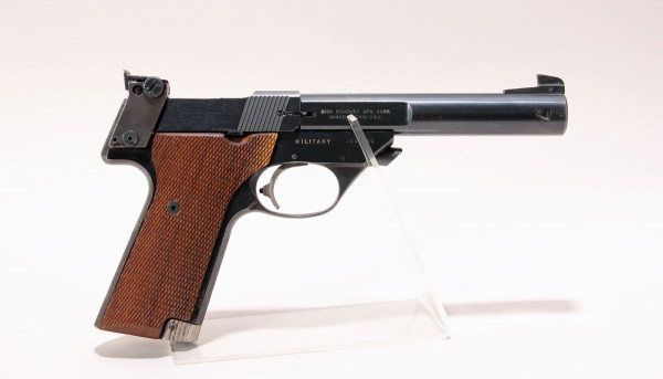 High Standart Supermatic Pistole