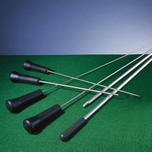 VFG-Putzstock kurz 280mm, für Kal. 4-4,5mm