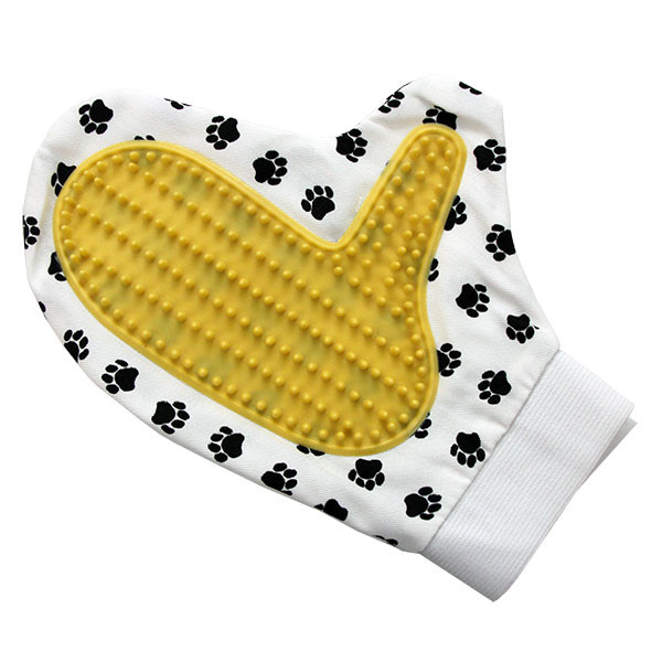 Fellpflegehandschuh für den Jagdhund