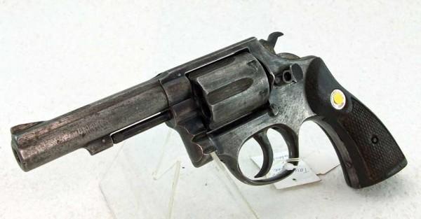 Taurus Revolver Kal 38 Spez