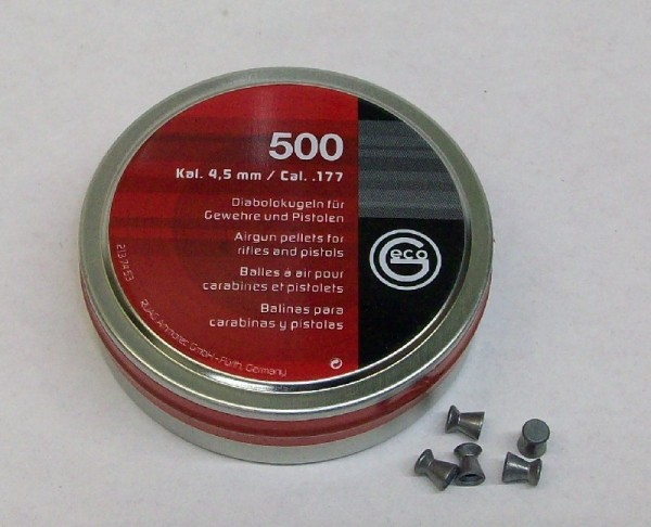 Diabolo 4,5mm Geco glatt