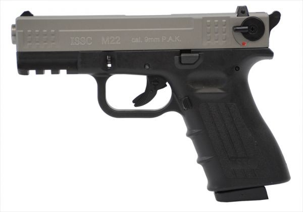 Schreckschusspistole ISSC M22 9mm P.A.K. TITAN