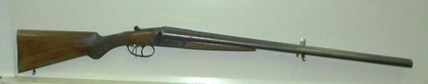 Doppelflinte Sant Etienne Kaliber 12