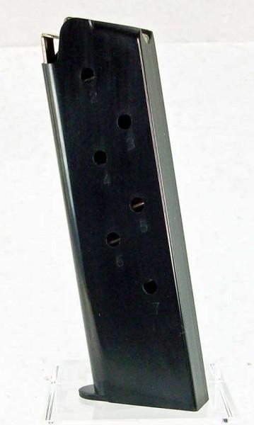 Colt 1911 A1 Magazin Government 7 Schuss brüniert